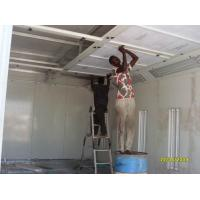 Wholesale Automobile, Vehicle, Furniture Painting Down Draft Spray Booth, Room With 3 - Fold Door WD-26 from china suppliers
