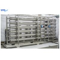 Wholesale FDA RO Pharmaceutical Water Purification System Feed for Injection Plant from china suppliers