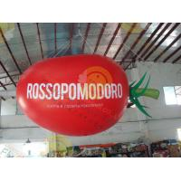 Wholesale Chiristmas Decoration Inflatable Helium Balloon Attractive Big Apple from china suppliers