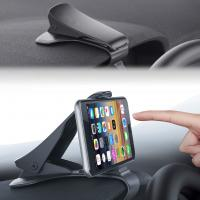 Wholesale Universal Clip Dashboard Mount Anti-Slip Adjustable Cell Phone Stand Holder for Phone GPS from china suppliers