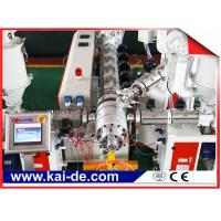 Wholesale PERT/EVOH oxygen barrier Pipe Extrusion Machine KAIDE factory from china suppliers