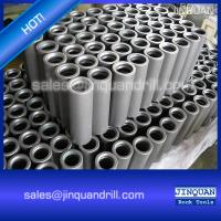 Wholesale Threaded T51 Coupling Sleeves R22, R25, R28, R32, R38, T38, T45 from china suppliers
