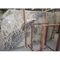 Wholesale Cloudy Grey Onyx stone table / Marble Stone tile for residential construction from china suppliers