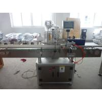 Wholesale Wrap Around Round Bottle Automatic Adhesive Labeling Machine For Pharma Bottle from china suppliers