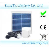 Wholesale Off-grid DC Portable Solar Power from china suppliers