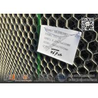 Buy cheap AISI321 Hex Metal Refractory Lining 14gauge thk X 3/4