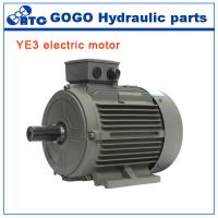 Buy cheap YE3IE3 series Hydraulic Control Parts three phase electric motors high efficiency from wholesalers