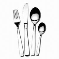 Wholesale Stainless Steel Flatware Set, Customized Designs and Logos are Accepted  from china suppliers
