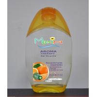 Wholesale Maxima brand name Orange Aroma Shower Gel 300ml for skin whitening from china suppliers