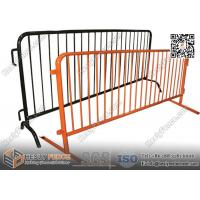 Wholesale 6.5Ft Steel Crowd Barricade with RED Powder Coat | 1.1mX2.0m from china suppliers