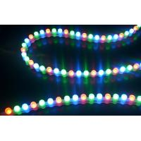 Wholesale DC 12volt IP68 Multi color Flexible RGB Led Strip Cool white with 120 degree beam angle from china suppliers