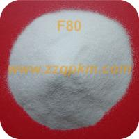 Wholesale White Fused Alumina F80 from china suppliers