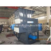 Wholesale Compact Single Shaft Shredder Machine For Hydraulic Feed Plastic Bottle from china suppliers