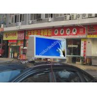 Wholesale Movable LED Taxi Sign / Vehicle Led Signs Ultra Thin Various Color from china suppliers