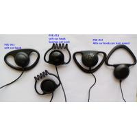 Wholesale Single-side earphone  ear hook headphone earpiece  for tour guide system from china suppliers