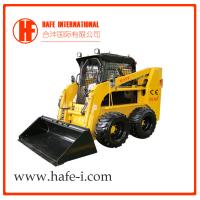 Wholesale Brand new Bobcat type Bucket capacity  0.3m³  600kg wheel skid steer loader With Parkins engine from china suppliers