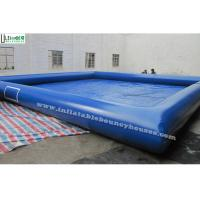 Wholesale Durable Commercial Grade Kids Extra Large Inflatable Pool for Water Parks from china suppliers