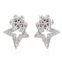 Wholesale Ref No.: 406041 Snow stars Earring europa watch and jewellery buy fashion jewelry wholesale from china suppliers
