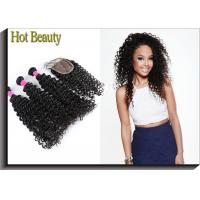 Wholesale 5A Grade Brazilian Human Hair Charming Deep Wave  Brazilian Hair Extensions from china suppliers