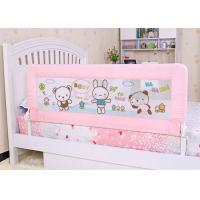 Wholesale Pink Foldable Queen Size Safety Rail Bed Woven Net For Protect Baby from china suppliers