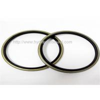 Wholesale NBR Dust Wiper Seal NBR Iron Material Dustproof Waterproof Oil Resistant from china suppliers