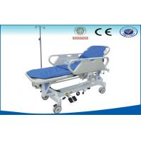 Wholesale Electric Surgical Patient Transfer Trolley Foldable Multifunction from china suppliers