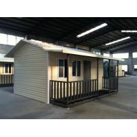 Custom Steel Frame, Light Weight Prefab Granny House Heat