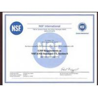 Magiclea chemicals co.,ltd Certifications