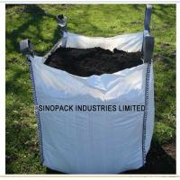 Wholesale Standard U-panel 1.5 ton Big Bag FIBC with open top for construction from china suppliers