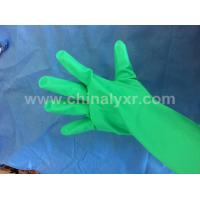 Wholesale Rubber Yellow Househould Latex Gloves from china suppliers