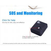 Wholesale RF-V6+, real time tracker & alarm SOS alarm voice monitoring from china suppliers