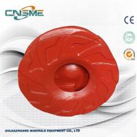 Wholesale Red Centrifugal Pump Parts War - Man Pump Red Impeller In Closed Type With 6 Vanes from china suppliers