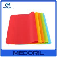 Wholesale Manufacturer custom logo silicone rubber pad silicone table mats for wholesale from china suppliers