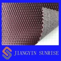 Wholesale Interior PVC Car Seat Leather For Cushion / Shoes / Bags Key Case from china suppliers