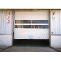 Wholesale Safely Garage Industrial Sectional Doors Overhead Doors Big Size from china suppliers