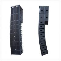 Wholesale Dual 8 Inch Powered Line Array Church Sound Outdoor Event Active Sub-Bass DSP Amp from china suppliers