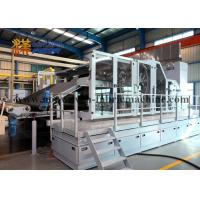 Wholesale Customized Size Non Woven Spunlace Fabric Making Machine For Sanitary Material from china suppliers