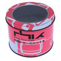 Wholesale New Generation Watch Metal Tin Container With Transparent Window from china suppliers