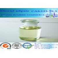 Wholesale Dioctyl Adipate Plasticizer CAS 123-79-5 Light Yellow C22H42O4 Cold Resistant from china suppliers