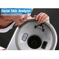 Wholesale UV Spectrum Salon 3D Facial Skin Analyzer Machine With Canon Camera 8800 Lux from china suppliers