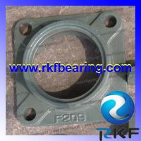 Wholesale High precision 0 - 500 mm pillow block bearing House F209 with carton / wooden crate from china suppliers