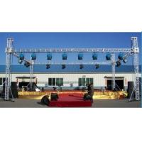 Quality Ceremonies Ladder Mini Aluminum Stage Truss Non - Toxic For Small Project Events for sale