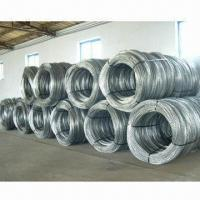 Wholesale Electro Galvanized Steel Wire, 0.20 to 4.0mm Diameter, 1,000 to 48,000m Length from china suppliers
