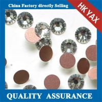 Quality W0514 super shiny!nail rhinestone for decoration,flat back nail rhinestones,crystal nail rhinestones for sale