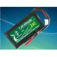 Wholesale lithium polymer battery pack 5200mah with 50c discharge rate from china suppliers