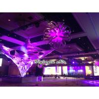 Wholesale 2m Height Decorative Inflatable Led Light Star for Party, Concert and Event Supplies from china suppliers