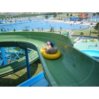 Wholesale Water Park Family Raft Slide Fiber Glass Outdoor Water Slides For Adults from china suppliers
