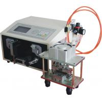 Wholesale Ribbon Cable Cutting And Stripping Machine MAX Width 12P 0.002 Cutting Tolerance from china suppliers