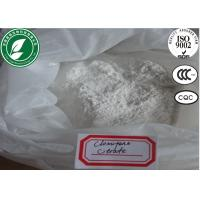 Wholesale Anti Estrogen Steroids powder Clomifene Citrate For Cancer Treatment CAS 50-41-9 from china suppliers