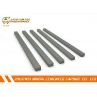Wholesale High Wear Resistance Tungsten Carbide Strip For Machining Dry Wood / Soft Wood from china suppliers